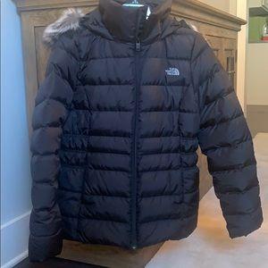Women's North Face Gotham coat
